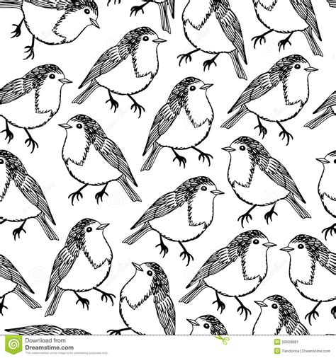 black and white bird pattern sparrow isolated stock photos images amp pictures free