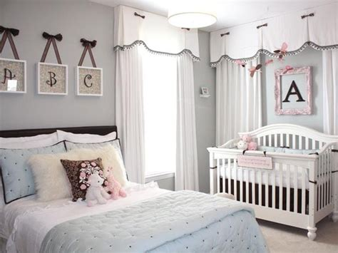Baby Nursery Decorating Checklist Baby Bedroom Themes