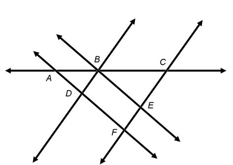 figure lines how to find a basic geometry