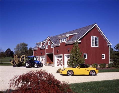 car barn plans non residential projects american post beam homes