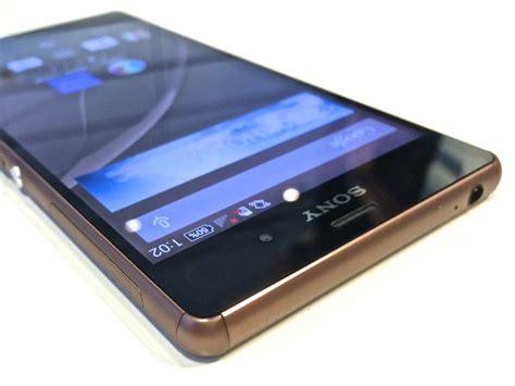 sony xperia z3 sony xperia z3 ny stilfuld top smartphone