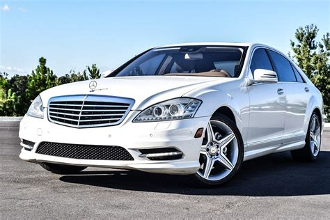 Used Mercedes S550 by 2010 Mercedes S Class S550 Stock 335738 For Sale