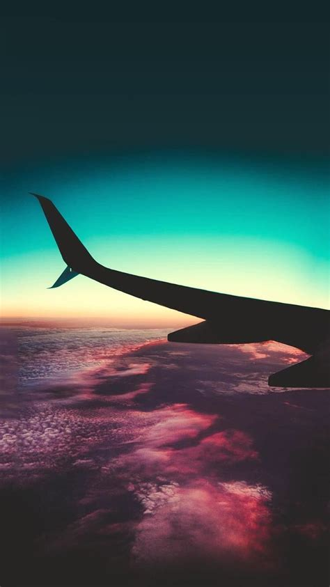 wallpaper iphone airplane airplane blue iphone 7 wallpaper wallpapers