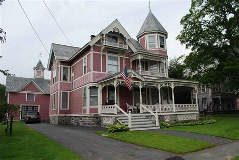 where is rushmead house located rushmead house 1898 1898 queen anne located at 137 main st