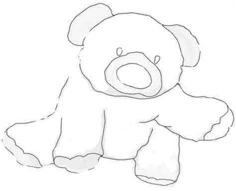 make your own teddy template my travel teddy templates