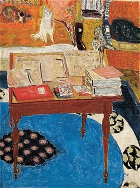 absorbed boomer pierre bonnard late interiors