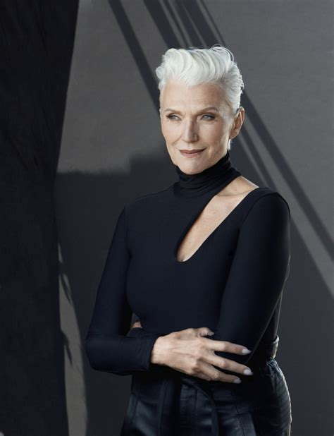 olay ageless model maye musk the 69 year old model is the new face of