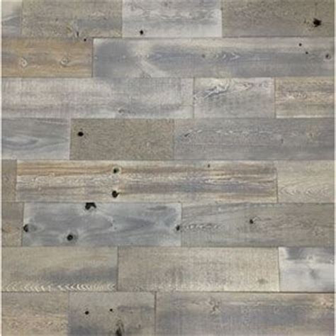 reclaimed whitewash timberchic peel and stick reclaimed whitewash wood 5 inch