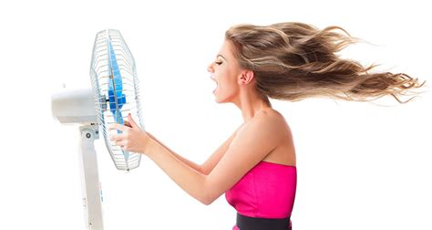 fan blowing air with your fan on beautiful or deadly draft