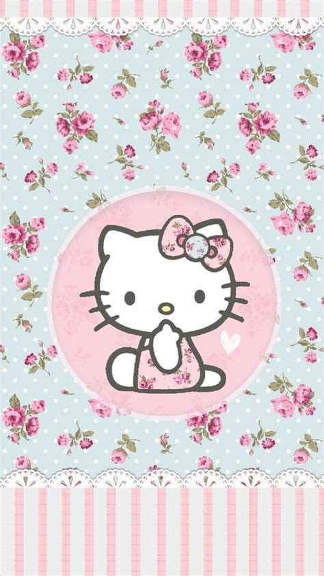 theme hello kitty cho iphone 5 25 best ideas about hello kitty wallpaper on pinterest