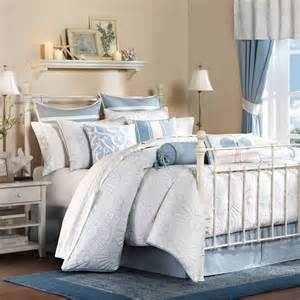 Beachy Room Decor Theme Bedding