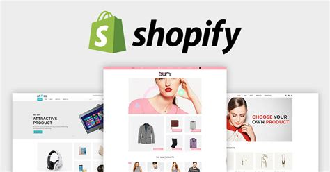 Shopify Template best premium shopify templates themes for your