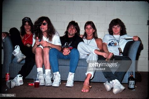 Tesla The Rock Band Michael Ochs Archive 2007 Getty Images