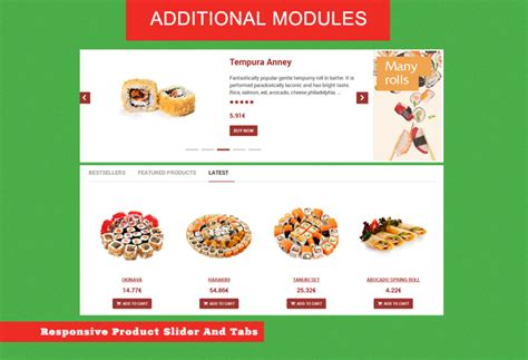 bootstrap themes loja virtual loja virtual chef delivery themeforest opencart r