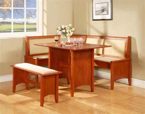 breakfast nook ikea linon cherry breakfast nook set 549 00 ikea kitchen