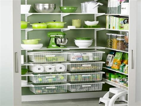 kitchen pantry storage ideas pantry baking stuffs