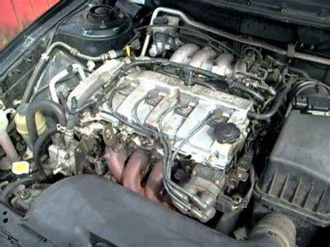 mazda 626 with engine knock youtube