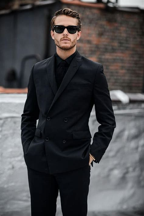 black man style guide men s fashion guide to wearing all black