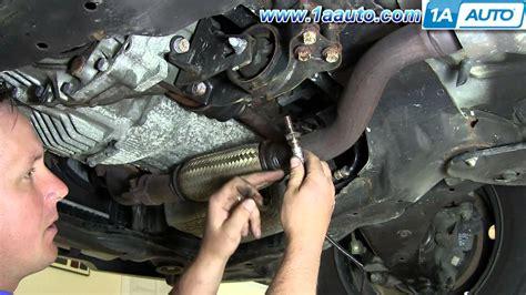 Switch Stater Ss Mazda Universal Original Lelangan how to replace install downstream oxygen o2 sensor 2001 06