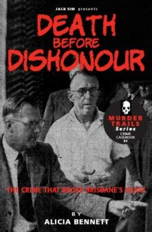 murder before pleasure books before dishonour the crime that brisbane s