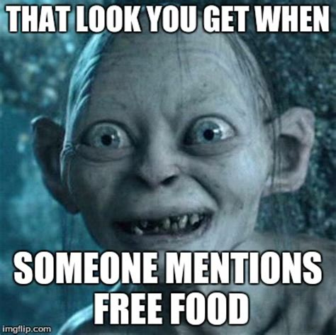 Free Food Meme - looks fellowship hall worthy christian forums