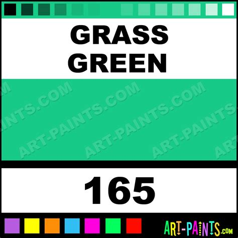 grass green four in one paintmarker marking pen paints 165 grass green paint grass green
