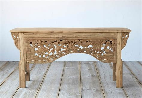 outdoor console table outdoor wood console table tedx designs the most