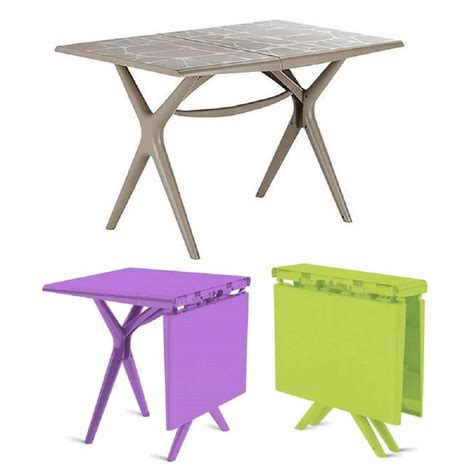 grosfillex sigma collapsible folding table 1000 images about chill out zone on tray
