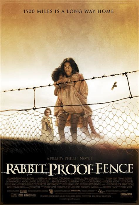 themes in the film rabbit proof fence rabbit proof fence