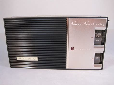 harga radio transistor sony mikes radios sony tr 84 8 transistor radio w