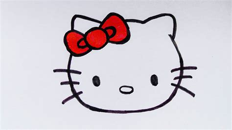 cat easy easy cat drawing clipart best