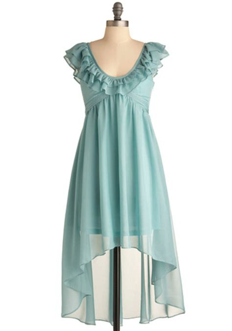 Update Your Resume Dress by Blue Dresses Light Blue Navy Blue Dresses Modcloth