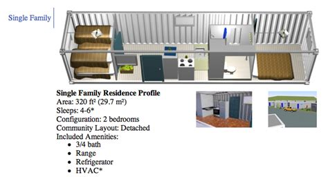 shipping container house plans version modern