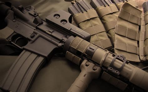 wallpaper cool rifle guns weapons cool guns wallpapers 2