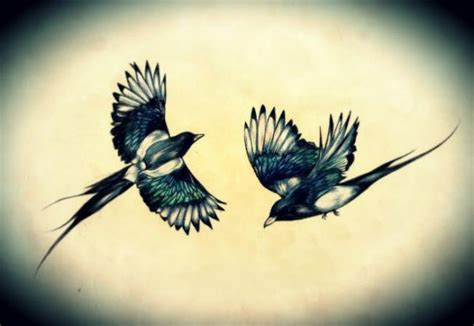 design my own tattoo 25 best ideas about magpie on magpie