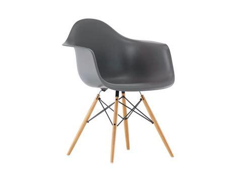 sedie vitra daw sedia in polipropilene collezione eames plastic
