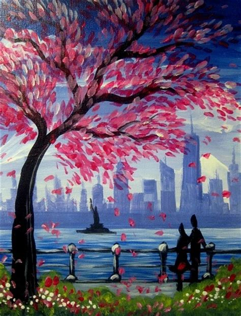 paint nite a island city paint nite summer in the city ii