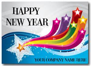 happy new year postcard 2016 pc7508 harrison greetings business greeting cards