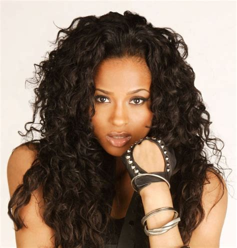 pictures of african american weaves different types of curly weaves hairstylegalleries com