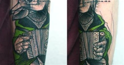 geometric tattoo artist europe german and eastern european tattoo artists have some of