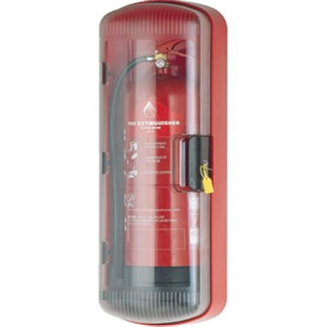 outdoor fire extinguisher cabinets firetech plastic extinguisher