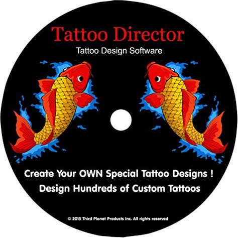 free tattoo design software design software create your own custom designs