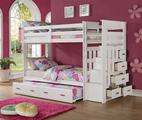 Bunk Bed With Step Drawers by 25 Best Ideas About Stair Drawers On Bunk Bed