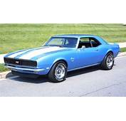 1968 Chevrolet Camaro  For Sale To