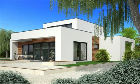 tarif maison ossature bois contemporaine mc