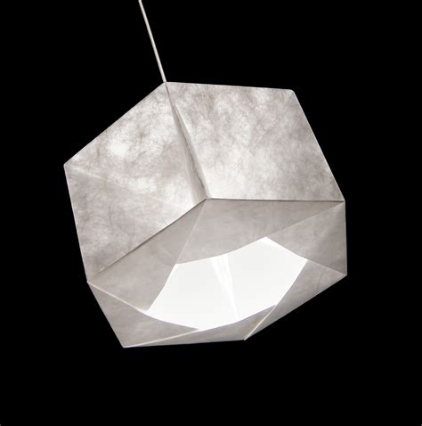 How To Make A Paper Light Bulb - origami by nur yourself at coroflot