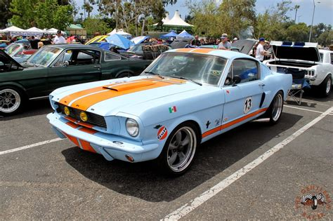 Gulf Racing Fords Thegentlemanracer Com