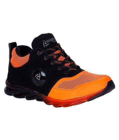 Orange Shoes by Kraasa Orange Running Shoes Price In India Buy Kraasa