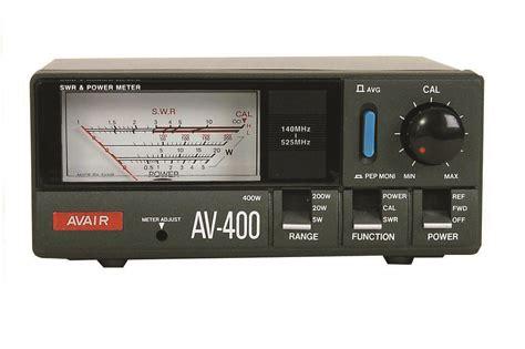 Vswr Meter Avair Av 400 Vswr Power Meter Ebay