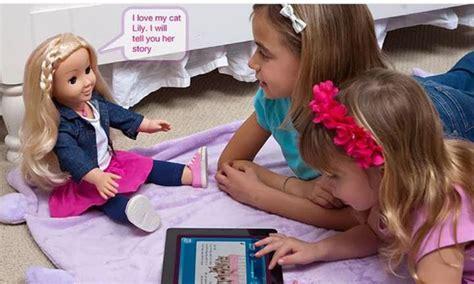 my friend cayla toys r us my friend cayla doll hacking fears can listen